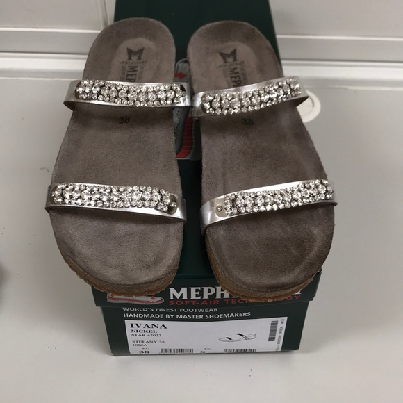 5e14babad894 Mephisto Ivana sandals. M 5a903a659a9455d73ad4e010